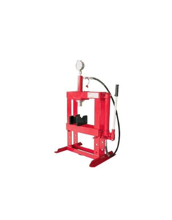 Prensa hidraulica con cilindro movil ASLAK CAT83010TS