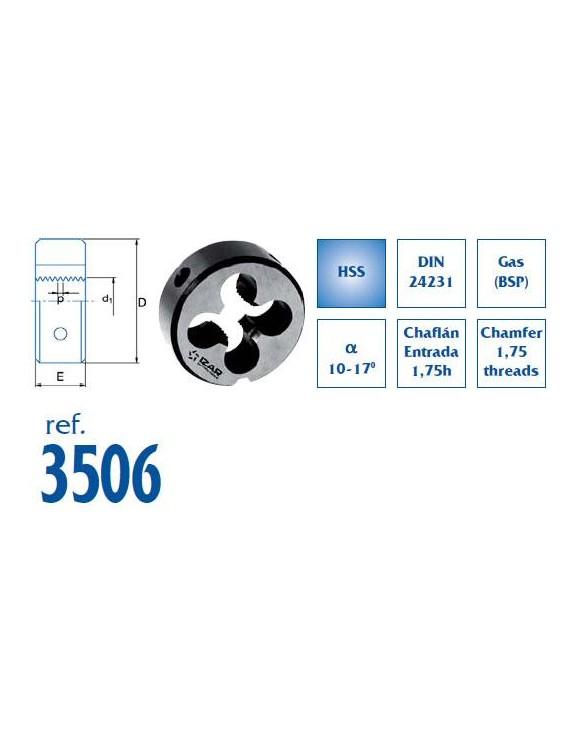 COJINETE MANO METRICA GAS REF.3506