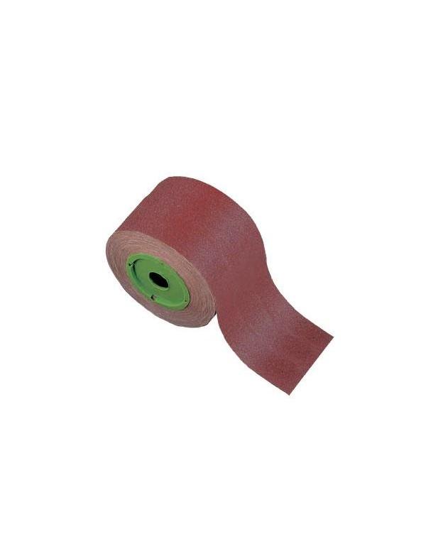 Rollo tela abrasiva superflexible óxido aluminio semi-friable (Antes KJ.RR) REF.AC-411-JF/E