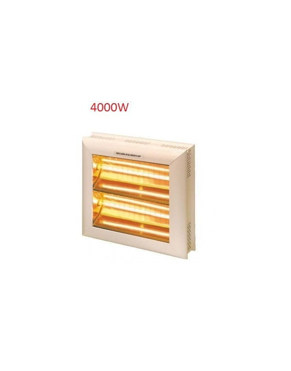 Calefactor inflarojo 4000W MWHPV2-40