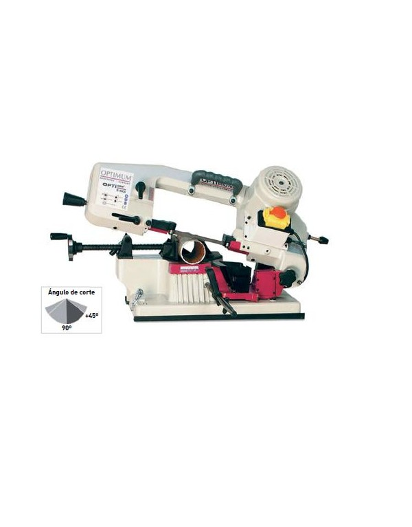 Sierra de cinta OPTIMUM S 100 G 3300100