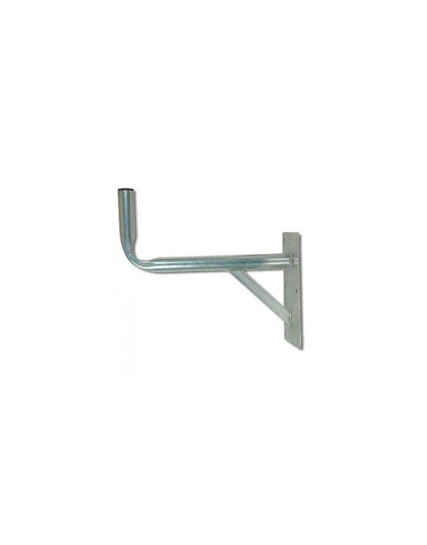 SOPORTE PARED EN L Ø 40 mm ANTENA 85 Y 100 cm TECATEL PP-40