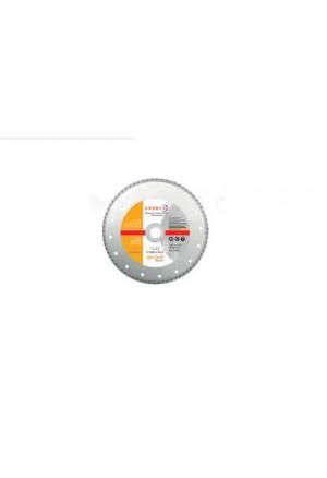 Disco de diamante corte en seco Perfect Turbo F con agujeros - Universal obra