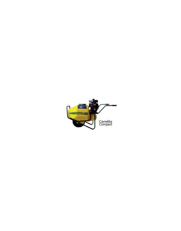 Carretilla sulfatar motor 2 tiempos y bomba membrana AGROCEL