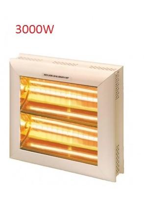 Calefactor inflarojo 3000W MWHPV2-30