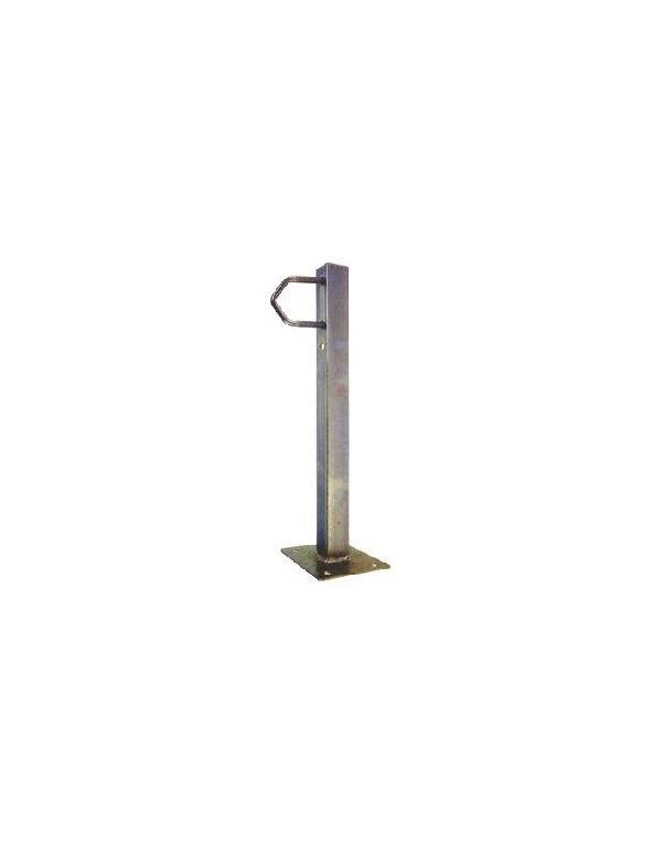 GARRA BASE TACOS PERFIL L 200 mm / Ø 50 mm TECATEL REF.TP01780