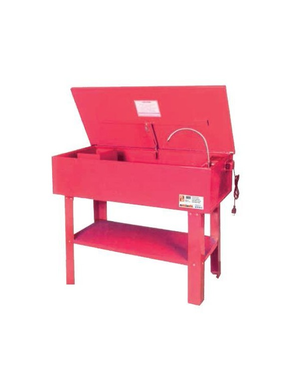 Cabina limpiadora de piezas ASLAK CAT340
